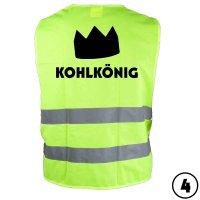 """Warnweste """"Kohlkönig 4"""""""