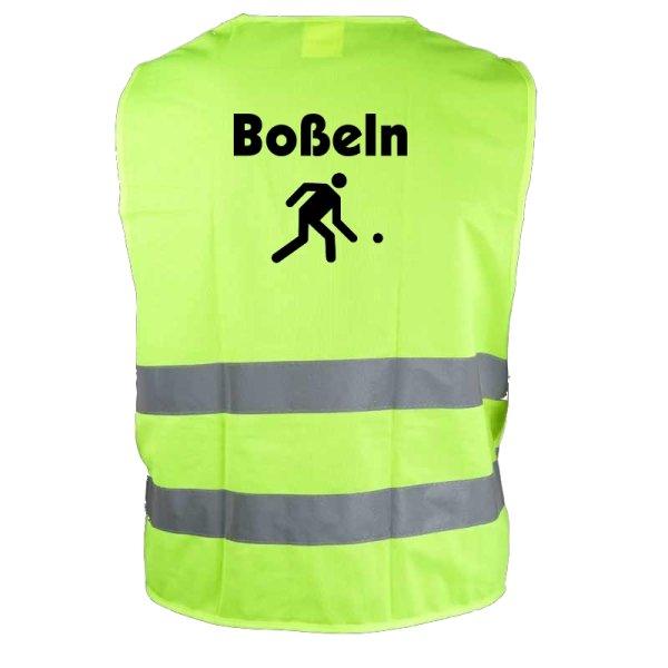"""Warnweste """"Boßeln / Boßler"""""""