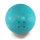 Schwimmende Boßelkugel gummi 10.5cm türkis (Hobby)