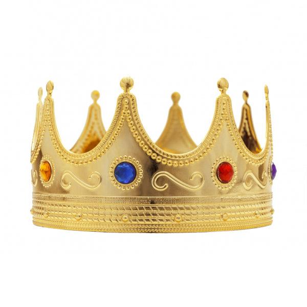 Kohlkönig Krone